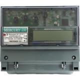 Счетчик 3ф Меркурий 231 АТ-01i 5-60А электр кл.1