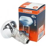 Лампа_накал зерк_R63 Е27  40w Osram