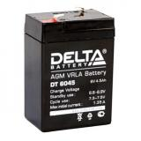 Аккумулятор 6V 4,5Ah Облик, Delta
