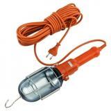 Переноска E27/60W ЛСУ-1 L-15м оранж./черный шнур