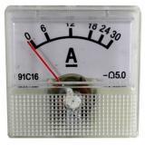 Амперметр стрелочный 0-30A