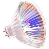 Лампа_галог рефлектор 12v, Ф50 G5.3, 20w красная Y